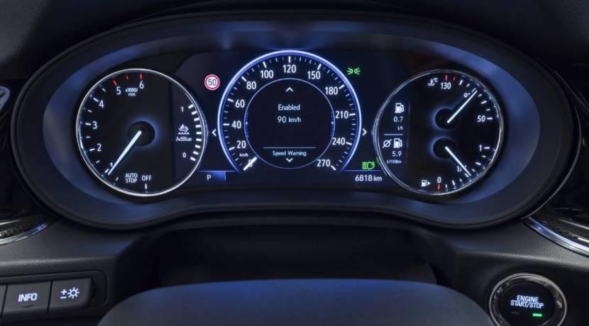 Opel Sistema Multimedia y Multimedia Navi Pro