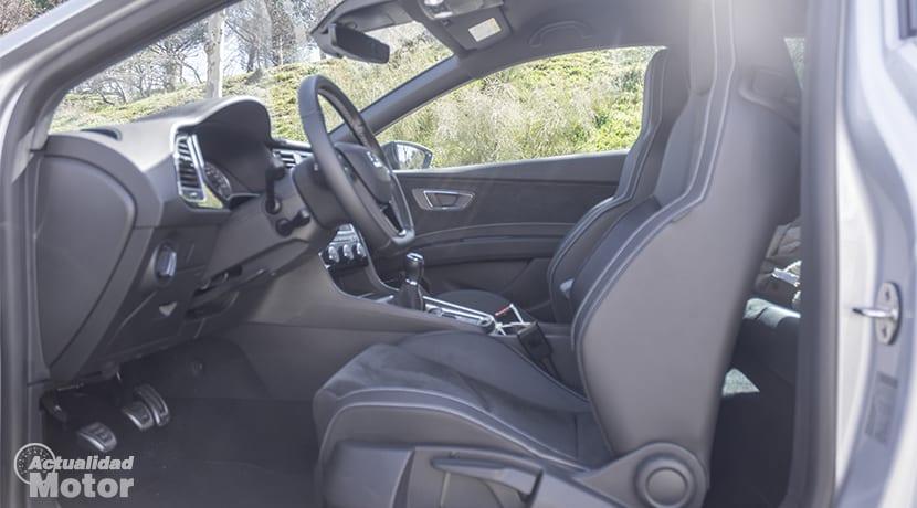 Prueba Seat Leon Cupra 300