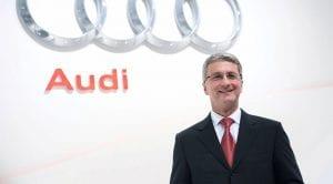 Rupert Stadler CEO de Audi