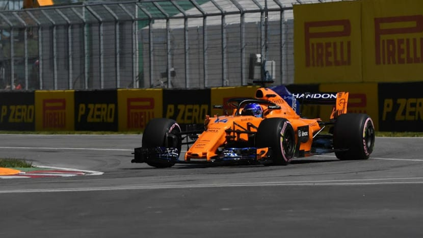 Fernando Alonso cumple 300 GPs en la 7º carrera de 2018