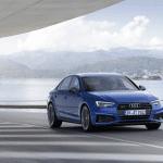 Foto dinámica del Audi A4 2019