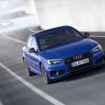 Audi A4 2019 en un tunel
