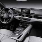 Interior del Audi A4 2019
