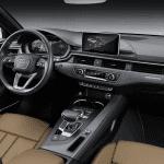 Interior del Audi A4 Avant 2019