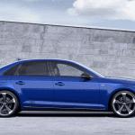 Lateral del Audi A4 2019