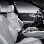 Asientos delanteros del Audi A4 2019