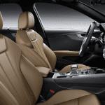 Plazas delanteras del Audi A4 Avant 2019