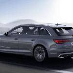 Raros traseros del Audi A4 Avant 2019
