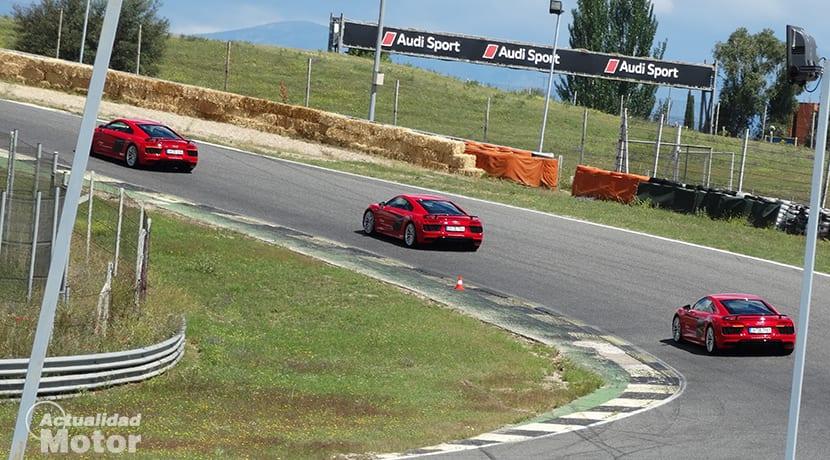 Audi Driving Experience Sportscar Circuito del Jarama