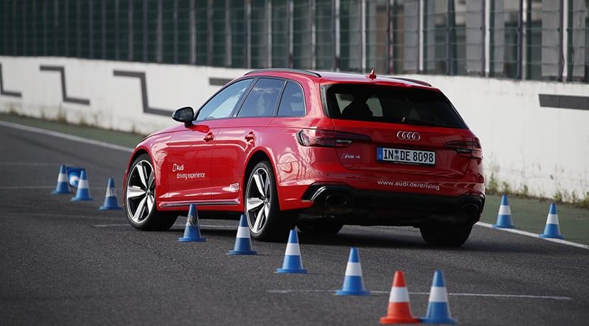 Audi Driving Experience Sportscar Audi RS 4 Avant