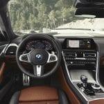 BMW Serie 8 Coupé diseño interior