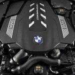 BMW Serie 8 Coupé motor