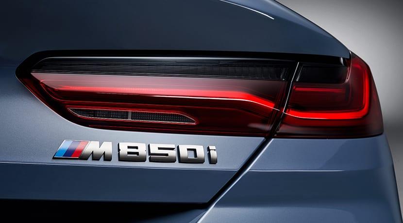 BMW Serie 8 Coupé M850i