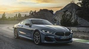 BMW Serie 8 Coupé pefil delantero
