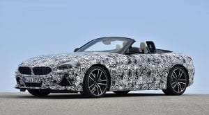 Nuevo BMW Z4 en fase de desarrollo