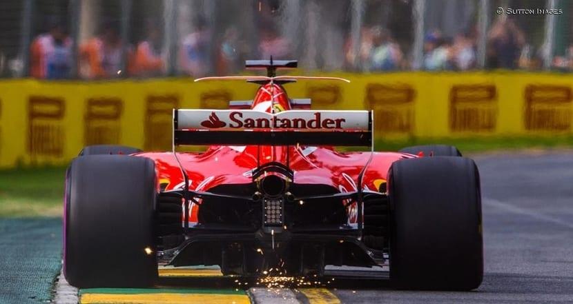 Ferrari en el GP de Canada 2018