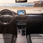 Interior del Ford Focus