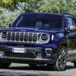 Morro del Jeep Renegade 2019