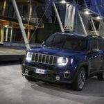 Faros del Jeep Renegade 2019