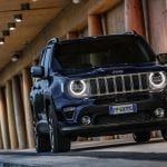 Luces diurnas del Jeep Renegade 2019