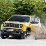 Jeep Renegade 2019 Trailhawk en arena