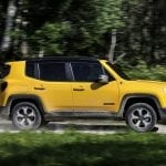 Lateral del Jeep Renegade 2019 Trailhawk