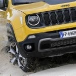 Morro del Jeep Renegade 2019 Trailhawk