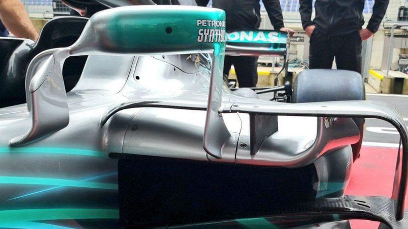 Actualización del Mercedes 2018 (Austria)