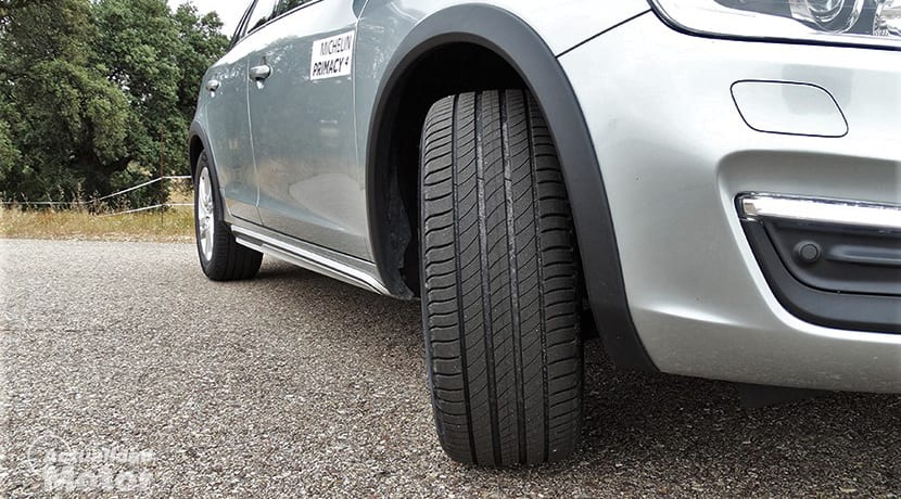 Neumático Michelin Primacy 4