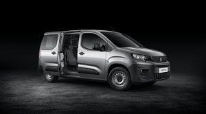 Peugeot Partner delantera