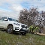 Prueba BMW X3 exteriores