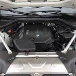 Prueba BMW X3 motor