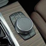 Prueba BMW X3 detalles interiores
