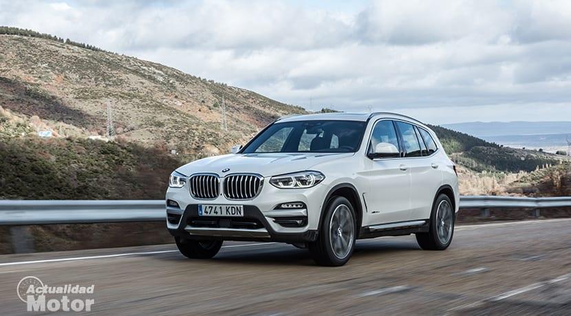 BMW X3 dinámica