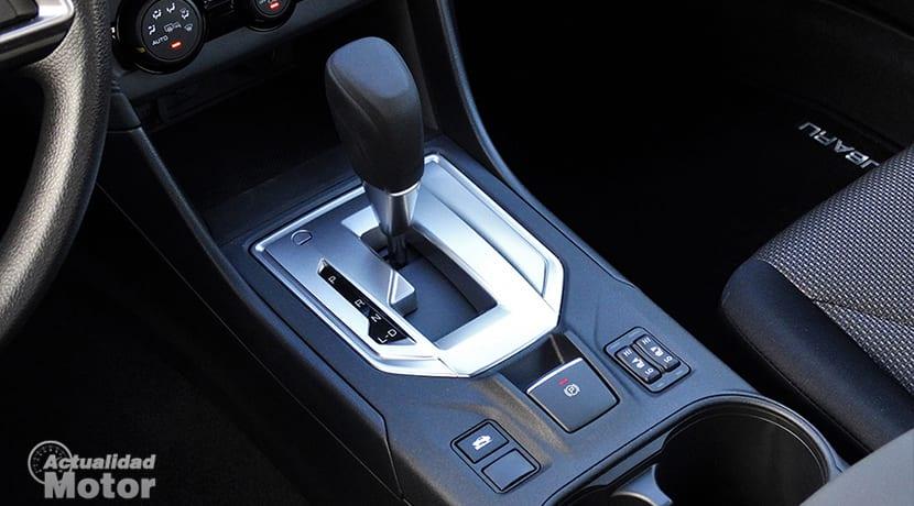 Subaru Impreza caja de cambios y asientos calefactables