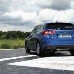 Prueba Subaru Impreza