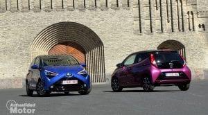 Prueba Toyota Aygo