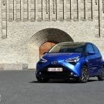 Prueba Toyota Aygo exteriores