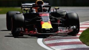 Red Bull F1 2018