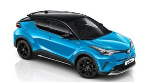 Toyota C-HR Model Year 2019