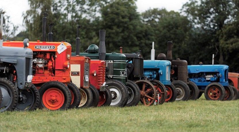 Permiso de conducir para vehículo especial agrícola