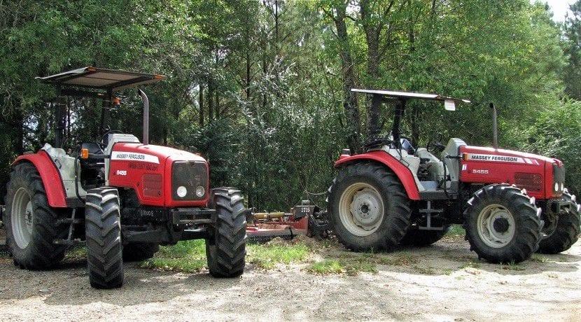 Vehículo especial agrícola con permiso de conducir tipo B