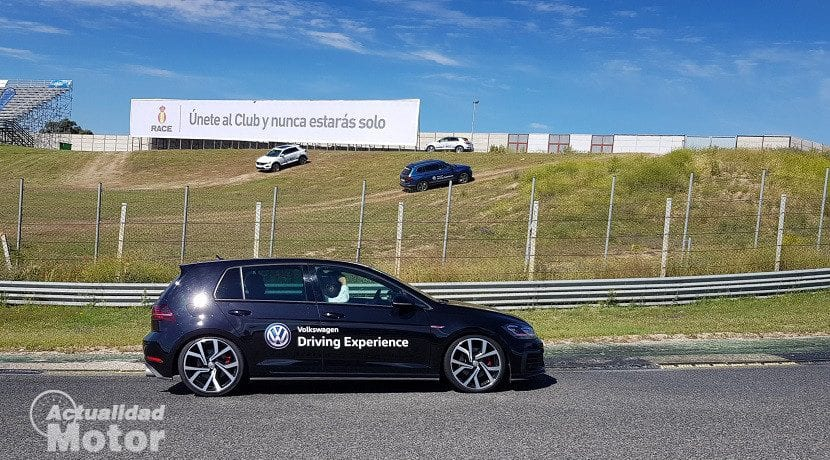 Volkswagen Driving Experience - Golf GTI