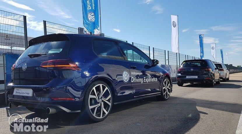 Volkswagen Driving Experience - Golf