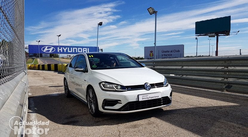 Volkswagen Driving Experience - Golf R