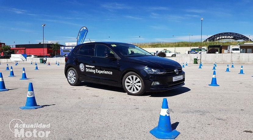 Volkswagen Driving Experience - Contrarreloj con el Polo
