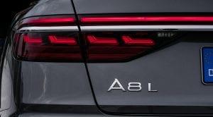 Audi A8 L insignia