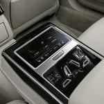 Audi A8 L mandos plazas traseras