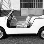 Fiat 500 Spiaggina 58 Original