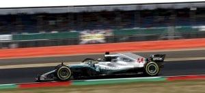 Hamilton F1 2018